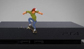 OlliOlli llega mañana a PS3 y PS4