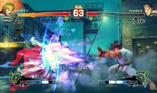 Trailer de lanzamiento de Ultra Street Fighter IV