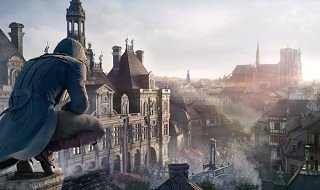 Gameplay de una misión cooperativa de robo en Assassin's Creed Unity