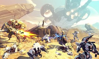 Primer gameplay de Battleborn, lo nuevo de Gearbox
