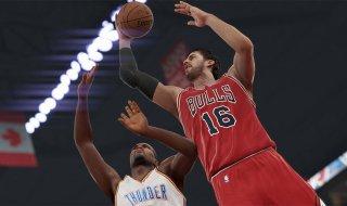 Nuevo gameplay de NBA 2K15