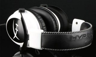 Nuevos auriculares HyperX Cloud White Edition