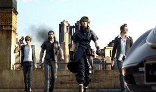 Media hora de gameplay de Final Fantasy XV