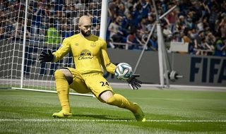 Nuevo vídeo de FIFA 15 centrado en los porteros