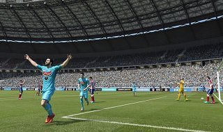 La demo de FIFA 15 ya disponible para PS3 en USA