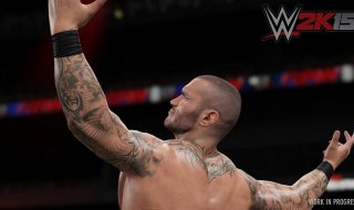 Primer trailer con gameplay de WWE 2K15