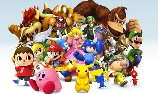 Super Smash Bros. para Wii U llegará el 5 de diciembre