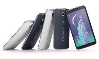 Google anuncia el Nexus 6 y Android 5.0 Lollipop