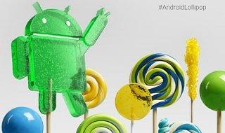 Android 5.0 Lollipop empieza a llegar a los Nexus
