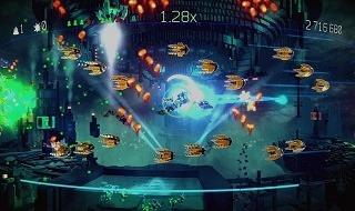 Resogun aterrizará el 17 de diciembre en PS3 y PS Vita