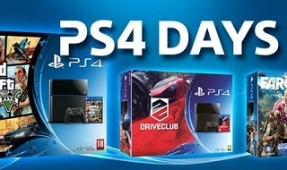 PS4 Days, del 15 al 24 de diciembre, PS4 + juego por 399,99€