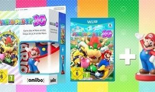 Mario Party 10 ya tiene fecha de lanzamiento