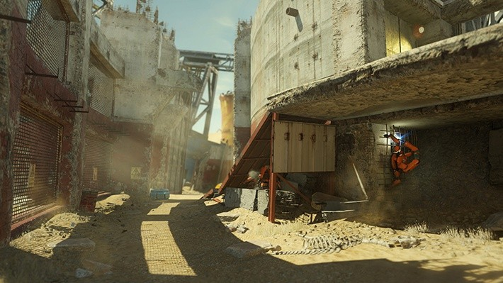 COD AW_Havoc_Core Environment
