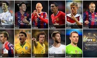 El equipo del año en FIFA Ultimate Team