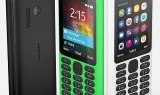 Nokia 215, el teléfono más asequible de Microsoft