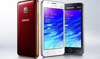 Samsung Z1, el primer smartphone con Tizen
