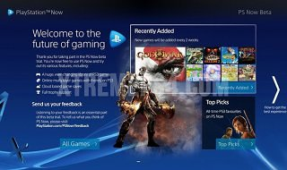Sony ya está probando Playstation Now en Europa