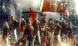 Las notas de Final Fantasy Type-0 HD en las reviews de la prensa
