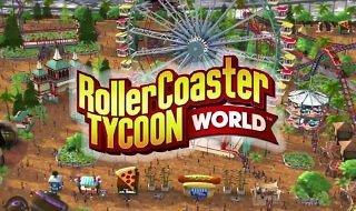 Primer trailer con gameplay de RollerCoaster Tycoon World
