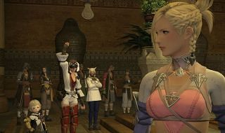 Ya disponible la actualización 2.55, Before the Fall, para Final Fantasy XIV: A Realm Reborn