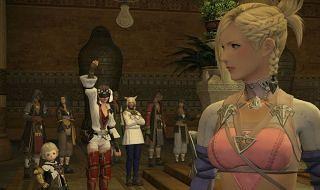 Ya disponible la actualización 2.55, Before the Fall, para Final Fantasy XIV: A Realm Reborn