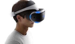 Presentada una nueva versión de Project Morpheus, a la venta en 2016