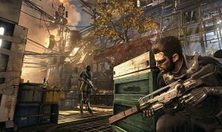 Anunciado Deus Ex: Mankind Divided