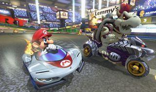 Estos son los circuitos del segundo DLC de Mario Kart 8