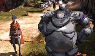 Primer diario de desarrollo de King's Quest