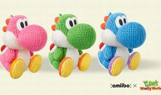 Yoshi's Woolly World estará disponible el 26 de junio junto con unos amiibo de Yoshi en lana