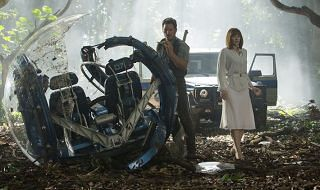 Jurassic World se deja ver en un nuevo trailer