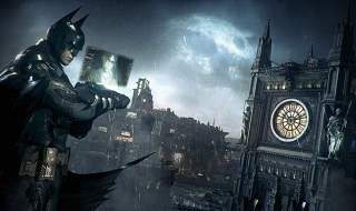Las voces de Batman: Arkham Knight