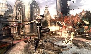 Devil May Cry 4: Special Edition ya tiene fecha de lanzamiento y nuevo gameplay