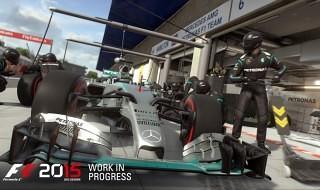 F1 2015 se retrasa un mes