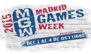 La Madrid Games Week 2015 ya tiene fecha