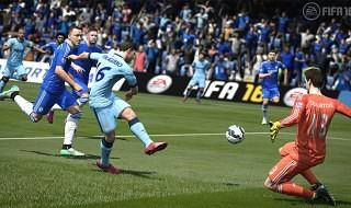 Los regates sin tocar el balón en FIFA 16