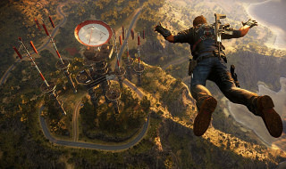 Vídeo completo del gameplay de Just Cause 3 en el E3