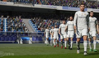 EA Sports, partner oficial del Real Madrid