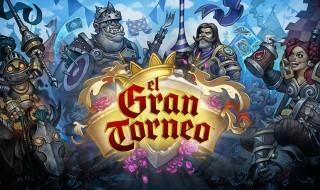 El Gran Torneo, segunda expansión para Hearthstone