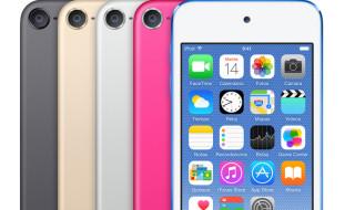 Nuevo iPod Touch con chip A8 y cámara de 8 Mpx
