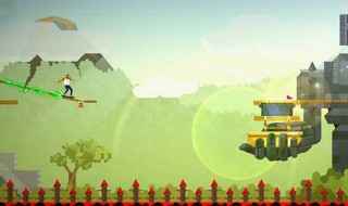 OlliOlli 2: Welcome to Olliwood llegará a PC el 11 de agosto