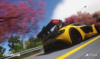 Actualización 1.21 de Driveclub con nuevo coche y nuevo modo de juego