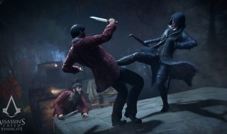 Evie en acción en el nuevo gameplay de Assassin's Creed Syndicate