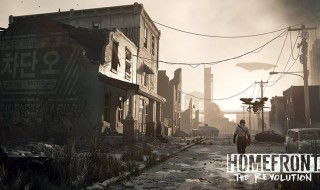 13 minutos de gameplay de Homefront: The Revolution