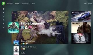 Xbox One se actualiza en preparación para su nueva interfaz
