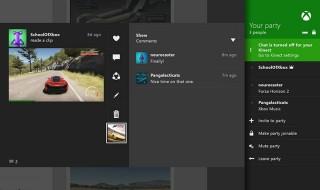 Ahora las charlas grupales de Xbox One permiten hasta 12 participantes