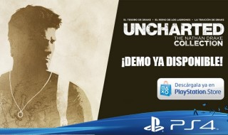 Ya disponible la demo de Uncharted: The Nathan Drake Collection