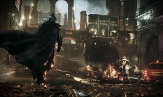 Batman: Arkham Knight recibe una importante actualización en PC