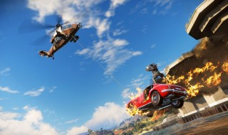 Nuevo gameplay de Just Cause 3