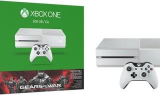Anunciados dos nuevos packs de Xbox One, una con la edición blanca